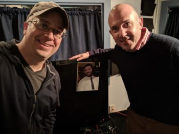 Ed Spitzberg, John Adodeely & Ernesto Gluecksmann